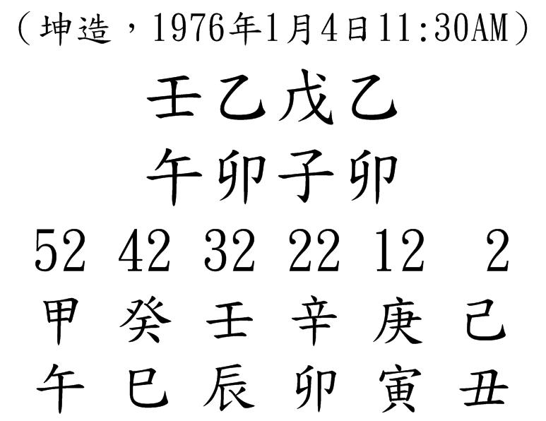八字案例44-1